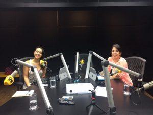Nathália Araújo e Nardele Gomes