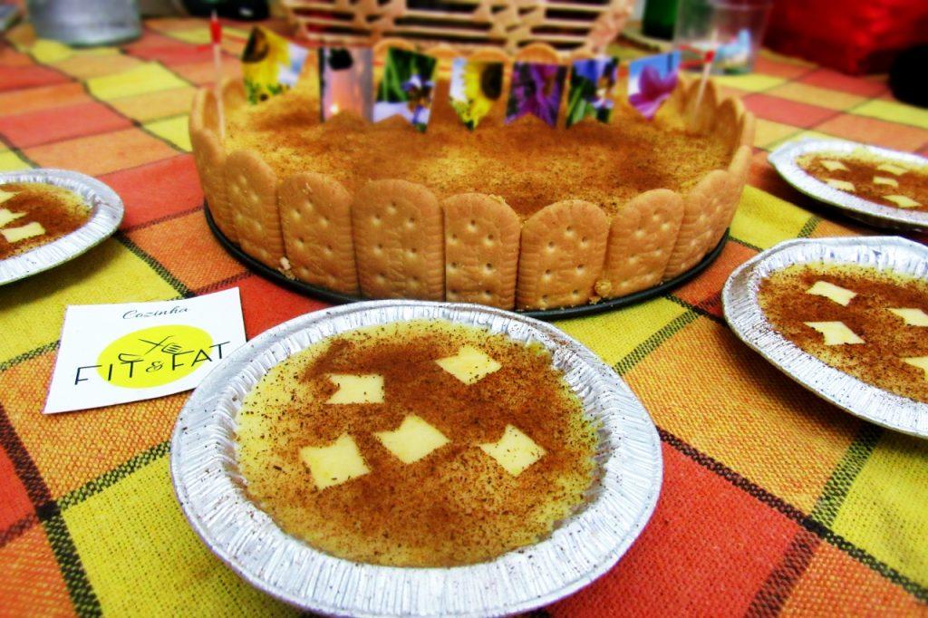 Torta de Canjica!!