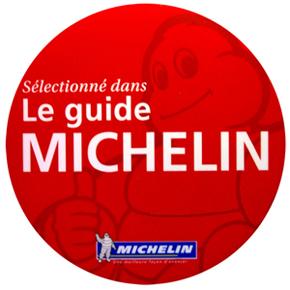 Símbolo do Guia Michelin. Por: http://mundodasmarcas.blogspot.com.br